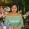 Raksmey KongKea Im is the volunteer Staff of CWLP-TV.