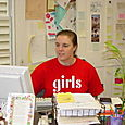 Kathy Horn, Program Director at Girls Inc of Greater Lowell Office