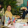 Bory Kem, the Cambodian Women Learning Program Television Executive Producer in New England USA